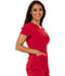 Photograph of Careisma Charming Women's V-Neck Top Red CA618A-RED