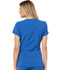 Photograph of Careisma Charming Women's V-Neck Top Blue CA618A-ROY