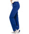 Photograph of Code Happy Cloud Nine Women's Mid Rise Moderate Flare Leg Pant Blue CH000A-GAB
