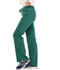 Photograph of Code Happy Cloud Nine Women's Mid Rise Moderate Flare Leg Pant Green CH000A-HUN