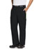 Photograph of Bliss Men's Men's Zip Fly Front Pant Black CH205A-BXCH