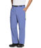Photograph of Code Happy Bliss Men's Men's Zip Fly Front Pant Blue CH205A-CLCH