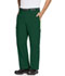Photograph of Bliss Men's Men's Zip Fly Front Pant Green CH205A-HNCH