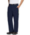Photograph of Bliss Men's Men's Zip Fly Front Pant Blue CH205A-NVCH