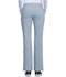 Photograph of iFlex Women Mid Rise Straight Leg Pull-on Pant Gray CK002-GRY