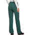 Photograph of iFlex Women's Mid Rise Straight Leg Pull-on Pant Green CK002-HUN