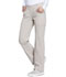 Photograph of iFlex Women Mid Rise Straight Leg Pull-on Pant Khaki CK002-KAK