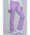 Photograph of iFlex Women's Mid Rise Straight Leg Pull-on Pant Purple CK002-LILE