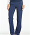 Photograph of iFlex by Cherokee Women's Mid Rise Straight Leg Pull-on Pant Blue CK002-NAV