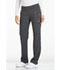 Photograph of iFlex Women's Mid Rise Straight Leg Pull-on Pant Gray CK002-PWT