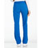 Photograph of iFlex by Cherokee Women's Mid Rise Straight Leg Pull-on Pant Blue CK002-ROY