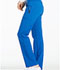 Photograph of iFlex Women's Mid Rise Straight Leg Pull-on Pant Blue CK002-ROY
