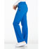 Photograph of Cherokee iFlex Women's Mid Rise Straight Leg Pull-on Pant Blue CK002-ROY