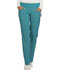 Photograph of iFlex by Cherokee Women's Mid Rise Straight Leg Pull-on Pant Blue CK002-TLB