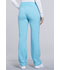 Photograph of iFlex Women Mid Rise Straight Leg Pull-on Pant Blue CK002-TRQ