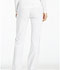 Photograph of iFlex Women Mid Rise Straight Leg Pull-on Pant White CK002-WHT