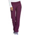 Photograph of iFlex Women's Mid Rise Straight Leg Pull-on Pant Red CK002-WIN