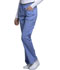 Photograph of Luxe Sport Women's Mid Rise Straight Leg Pull-on Pant Blue CK003-CELV