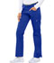 Photograph of Luxe Women's Mid Rise Straight Leg Pull-on Pant Blue CK003-GABV