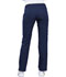 Photograph of Cherokee Luxe Women's Mid Rise Straight Leg Pull-on Pant Blue CK003-NAVV