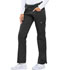 Photograph of Luxe Sport Women's Mid Rise Straight Leg Pull-on Pant Gray CK003-PEWV