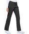 Photograph of Luxe Sport Women Mid Rise Straight Leg Pull-on Pant Gray CK003-PEWV