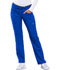 Photograph of Luxe Sport Women's Mid Rise Straight Leg Pull-on Pant Blue CK003-ROYV