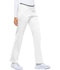 Photograph of Luxe Sport Women Mid Rise Straight Leg Pull-on Pant White CK003-WHTV