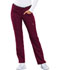 Photograph of Luxe Sport Women's Mid Rise Straight Leg Pull-on Pant Red CK003-WINV