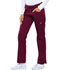 Photograph of Luxe Sport Women Mid Rise Straight Leg Pull-on Pant Red CK003-WINV