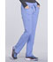 Photograph of iFlex Women's Mid Rise Tapered Leg Drawstring Pants Blue CK010P-CIE