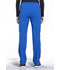 Photograph of iFlex Women's Mid Rise Tapered Leg Drawstring Pants Blue CK010-ROY