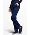 Photograph of Luxe Women Natural Rise Tapered Leg Pant Blue CK040-NAVV