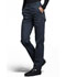 Photograph of Luxe Women's Natural Rise Tapered Leg Pant Gray CK040-PEWV