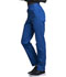 Photograph of Luxe Women Natural Rise Tapered Leg Pant Blue CK040-ROYV