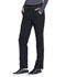 Photograph of Infinity Women's Mid Rise Tapered Leg Pull-on Pant Black CK050A-BAPS