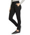 Photograph of Statement Women Mid Rise Straight Leg Drawstring Pants Black CK055-BLK