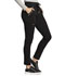 Photograph of Statement Women's Mid Rise Straight Leg Drawstring Pants Black CK055-BLK