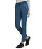 Photograph of Statement Women's Mid Rise Straight Leg Drawstring Pants Blue CK055-CAR