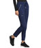 Photograph of Statement Women's Mid Rise Straight Leg Drawstring Pants Blue CK055-NAV