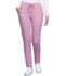 Photograph of Statement Women Mid Rise Tapered Leg Drawstring Pant Pink CK055-RBSM