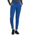 Photograph of Statement Women's Mid Rise Straight Leg Drawstring Pants Blue CK055-ROY