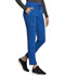 Photograph of Statement Women Mid Rise Straight Leg Drawstring Pants Blue CK055-ROY