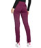 Photograph of Statement Women's Mid Rise Straight Leg Drawstring Pants Red CK055-WIN