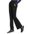 Photograph of Statement Women Natural Rise Flare Leg Pant Black CK060-BLK