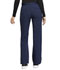 Photograph of Statement Women's Natural Rise Flare Leg Pant Blue CK060-NAV