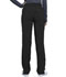 Photograph of Infinity Women's Mid Rise Tapered Leg Pull-on Pant Black CK065A-BAPS