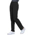 Photograph of Infinity Women Mid Rise Tapered Leg Pull-on Pant Black CK065A-BAPS