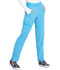 Photograph of Infinity Women Mid Rise Tapered Leg Pull-on Pant Blue CK065A-BJYA