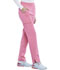 Photograph of Infinity Women Mid Rise Tapered Leg Pull-on Pant Pink CK065A-MXPK